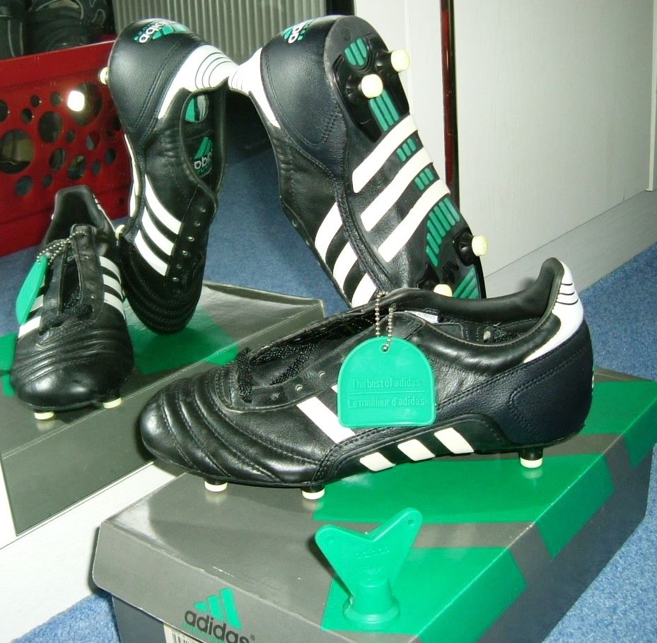 3. adidas World Champion – Size 6 – Starting price £75.00
