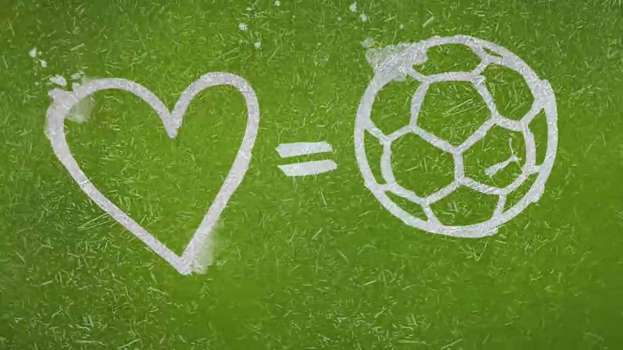 Картинки мы любим футбол
