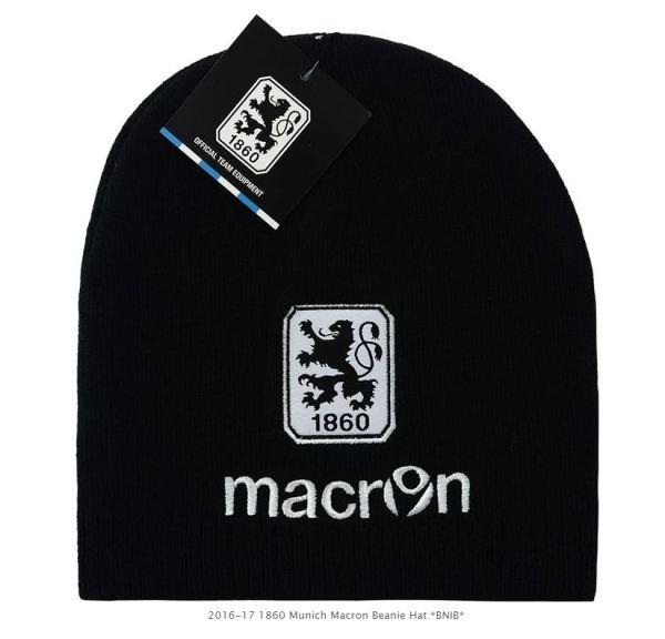 1860 macron hat